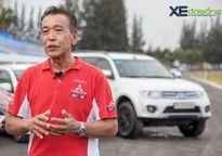 Mitsubishi Pajero Sport thăng hoa cùng nhà vô địch Dakar Rally