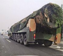 """Trung Quốc """"tuốt kiếm"""" đấu Mỹ: Không loại trừ tấn công hạt nhân"""