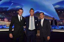 Ronaldo tôn vinh đối thủ trong lễ trao giải