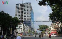 Hà Nội báo cáo tiến độ phá dỡ tầng 19 tòa nhà 8B Lê Trực