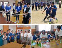 Chương trình giao lưu văn hóa đầu tiên cho trẻ em Việt Nam tại Nhật
