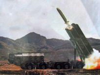 Ukraine 'khoe' tên lửa Alder thế hệ mới trước mặt Nga