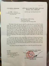 Chính quyền TP Hạ Long có tiếp tục bỏ qua chỉ đạo của Thủ tướng?