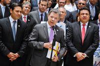Thỏa thuận hòa bình - cơ hội thay đổi tương lai cho Colombia