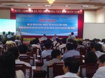Thêm hội nghị bàn về hậu sự cố môi trường biển tại miền Trung