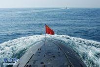 Nỗi lo ngại Trung Quốc châm ngòi cuộc đua tàu ngầm châu Á