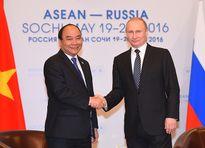 'Quan hệ Việt-Nga hiện nay là giai đoạn thử thách quyết liệt...'