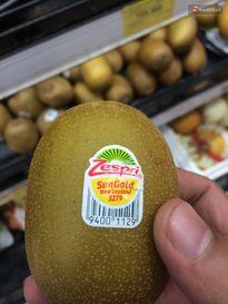 'Đừng quá tin vào ý nghĩa của những con số đánh mã trên hoa quả nhập khẩu'
