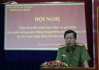 9 tháng, TP.HCM có 586 người tử vong do TNGT