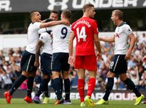 Video clip: Arsenal, Chelsea đại thắng, Tottenham hòa Liverpool