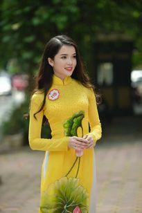 Hành trình đến đêm chung kết Hoa hậu VN của Huỳnh Thúy Vi