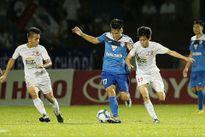 Than Quảng Ninh chiếm ngôi đầu trên bảng xếp hạng V.League 2016