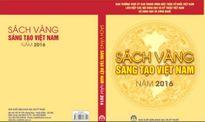 Phát hành Sách vàng Sáng tạo Việt Nam năm 2016