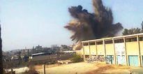 Quân đội Syria 'xới tung' đường hầm phiến quân tại Damascus