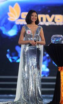 Hoa hậu Việt Nam 2016: Đây là cô gái được nhiều khán giả khen đẹp nhất đêm chung kết