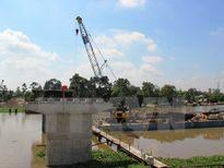 Tây Ninh: Khánh thành cầu Bến Đình bắt qua sông Vàm Cỏ Đông