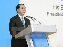Chủ tịch nước kết thúc chuyến thăm Brunei Darussalam và Singapore