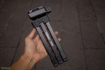 Trên tay Velbon Cube: Tripod 400g, nhỏ như gậy tự sướng cho smartphone và mirrorless