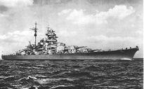 Chiến hạm Montana của Mỹ và Bismarck của phát xít Đức, bên nào thắng?