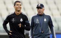 Ancelotti đoán Ibra là Vua phá lưới còn MU trắng tay