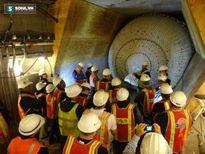 Dự án tàu điện ngầm chống thấm đầu tiên trên thế giới tại Mỹ