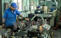 8 tháng, chỉ số sản xuất công nghiệp tăng nhẹ