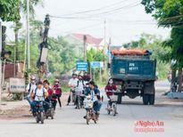 Báo động mất an toàn giao thông nông thôn