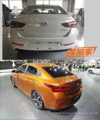 Hyundai Verna 2017 ra mắt thị trường từ ngày 2/9