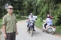 Phú Thọ: Cựu chiến binh hiến đất làm đường, đảm bảo ATGT