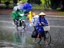 Miền Bắc tăng nhiệt oi nóng, miền Nam mưa dông