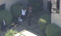 Chris Brown bị bắt vì dùng súng uy hiếp một cựu hoa hậu