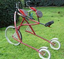 Những chiếc xe đạp có thiết kế độc đáo trên thế giới
