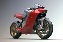 MV Agusta F4Z - superbike một mình một phong cách