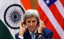 Ngoại trưởng Mỹ John Kerry: Sẽ không có giải pháp quân sự ở Biển Đông