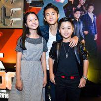 Dàn sao Việt dự buổi ra mắt phim 'Găng tay đỏ'