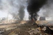 Kho vũ khí ở Iraq phát nổ, hàng chục người thương vong