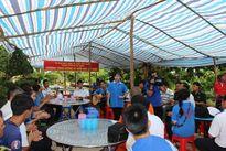 Đoàn MTTQ TP HCM thăm, tặng quà tại đảo Hòn Khoai và đảo Hòn Chuối