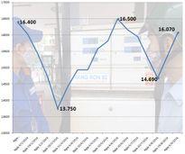 Từ 15h hôm nay, giá xăng vượt mốc 16 nghìn/lít
