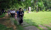 Khu di tích lịch sử Tân Trào (Tuyên Quang) đón 51.000 lượt du khách trong tháng Tám