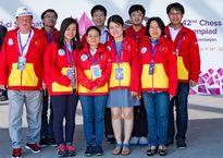 Cờ vua nam và nữ Việt Nam cùng thắng tại Olympiad 2016