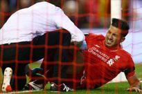 Liverpool mất trụ cột quan trọng cho cuộc đối đầu với Leicester