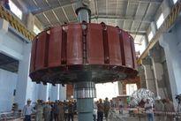 Hoàn thành tổ hợp Rotor cho nhà máy thủy điện Krông Nô2