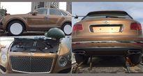 Cận cảnh siêu SUV Bentley Bentayga giá 23 tỷ của Huyền Baby