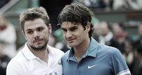 Tennis ngày 13/9: Roger Federer tụt hạng; Andy Murray trổ tài với bóng đá