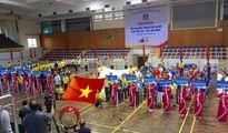 Gần 500 vận động viên tham dự Hội khỏe Hội Nhà báo TP Hà Nội