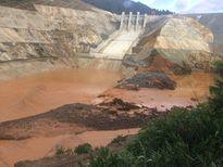 Vỡ đường hầm dẫn dòng Thủy điện sông Bung 2: Vẫn còn nhiều người mất liên lạc