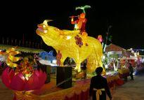Đêm hội đèn lồng Trung thu lớn nhất cả nước