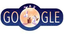 Sự tích chú Cuội lên Doodle của Google dịp Trung thu
