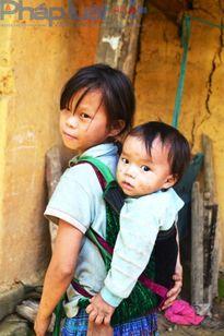 Chùm ảnh: Nơi những đứa trẻ không có tết Trung thu