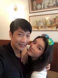 Lý Nhã Kỳ thân thiết ôm ấp 'nam thần' TVB Mã Tuấn Vỹ
